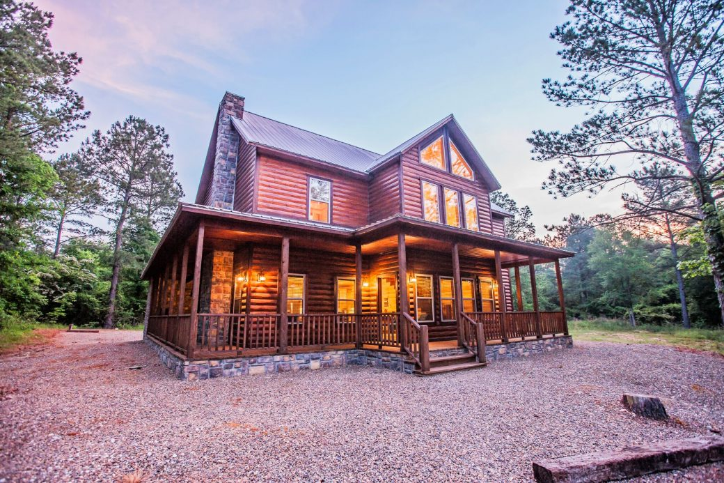 Sylvia Murphy Cabins For Sale In Broken Bow Oklahoma
