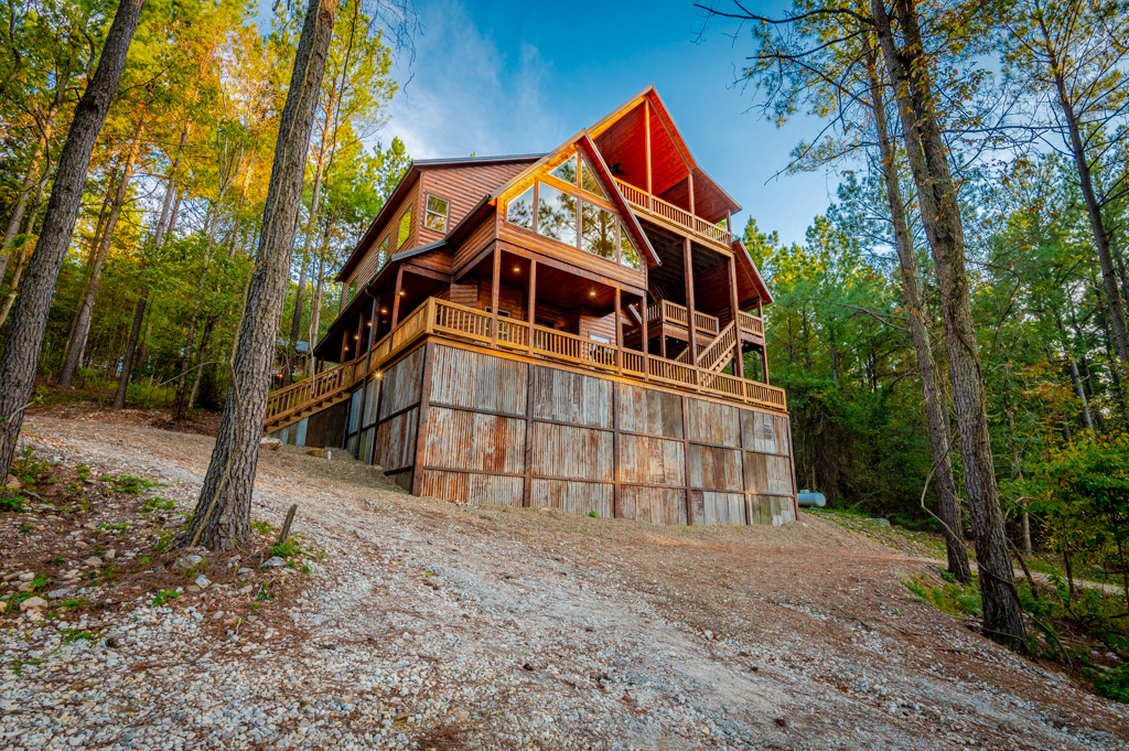Sylvia Murphy Real Estate Cabins For Sale In Broken Bow